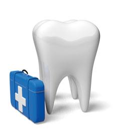 Texan Happy Healthy Tooth